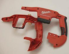 tool plastic parts
